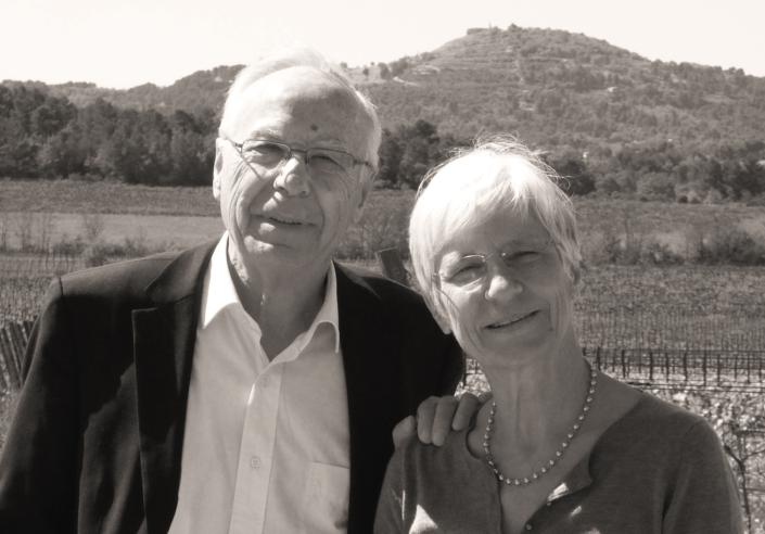 Château Paradis Propriétaires Mr and Mrs Thieblin