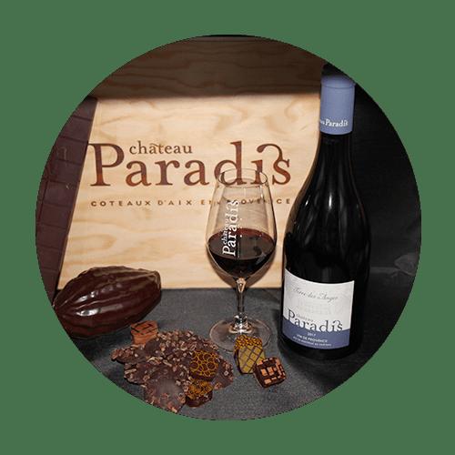 Les clés de la dégustation Château Pardis